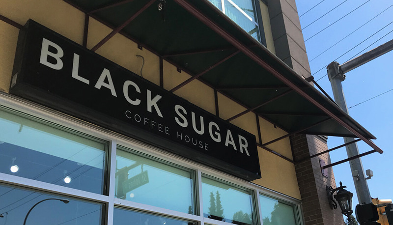 Black Sugar Coffee